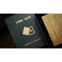 TIME BOX BY TCC & CONAN LIU & ROYCE LUO