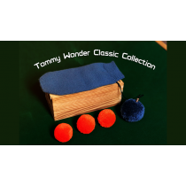 Tommy Wonder Classic Collection Bag & Balls by JM Craft