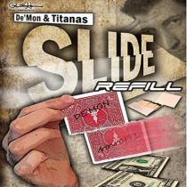 SlideCard Refill (12 Mismade Kings) - Paul Harris