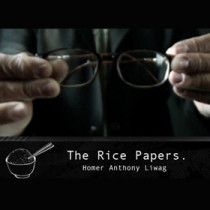 The Rice Papers DVD