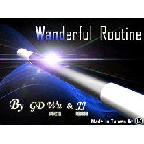 The Wanderful Routine by GD Wu & JJ (DVD)