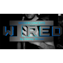 Wired (Gimmick and Online Instructions) by Danny Weiser