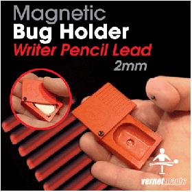 Magnetic BUG Holder (pencil lead 2 mm) by Vernet