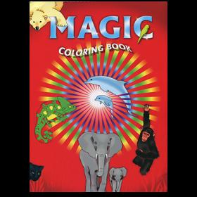 Magic Coloring Book by Vincenzo Di Fatta - Large