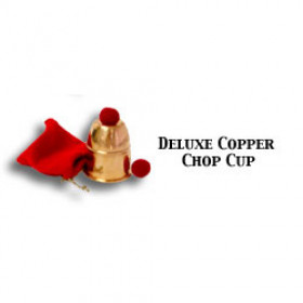 Chop Cup deluxe - Kupfer (Copper)
