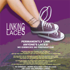 Linking Laces by Harris, Jockisch, and Goodwin (With DVD)