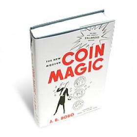 New Modern Coin Magic book JB Bobo - Book