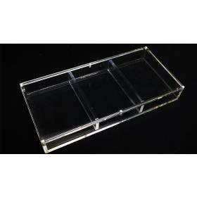 Carat X3 (Holds 3 Decks) - Kartenbox