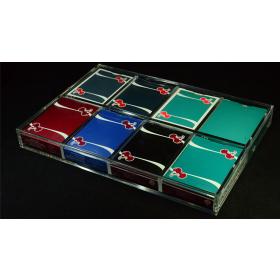 Carat X4x2 (Holds 8 Decks) - Kartenbox