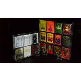 Carat XCS Case (2 Stands) - Deck Display Stands - Kartenbox - Ständer