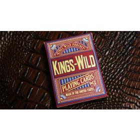 Kings Wild Americanas Gilded Edition by Jackson Robinson