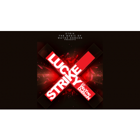 Lucky Strike (Gimmicks and Online Instructions) by Wayne Dobson