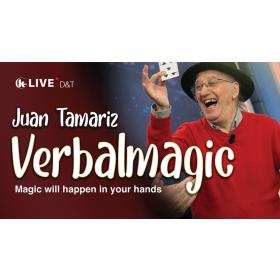 Juan Tamariz MASTER CLASS Vol. 2 - DVD