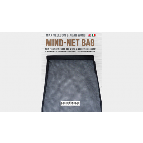 MIND NET BAG (Gimmicks and Online Instructions/Routines) by Max Vellucci and Alan Wong