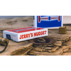 Jerry's Nuggets Rising Card (Blue) by The Hanrahan Gaff Company