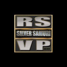 RSVP BOX HERO (Silver Samurai) by Matthew Wright