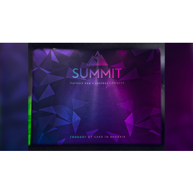 Summit (Gimmicks and Online Instructions) by Patrick Kun and Abstract Effects