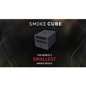 SMOKE CUBE (Gimmick and Online Instructions) by João Miranda