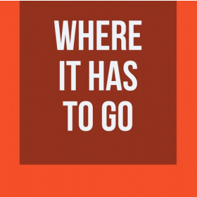 Where It Has To Go by Rick Lax - Download Card